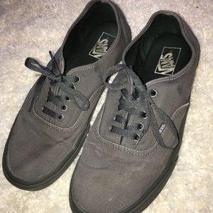 mens vans canvas shoes